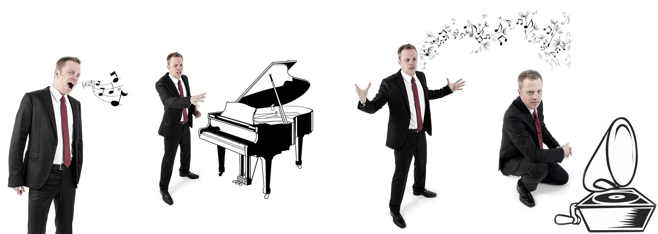 Sänger Philipp Maurer - Empfehlungen