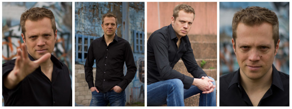 Sänger Philipp Maurer - Shooting Photos 3