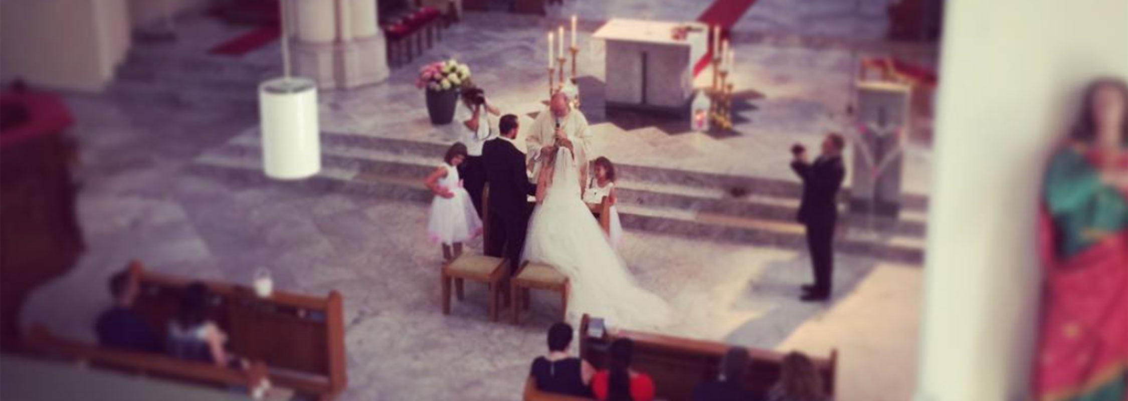 Sänger Philipp Maurer - Hochzeit